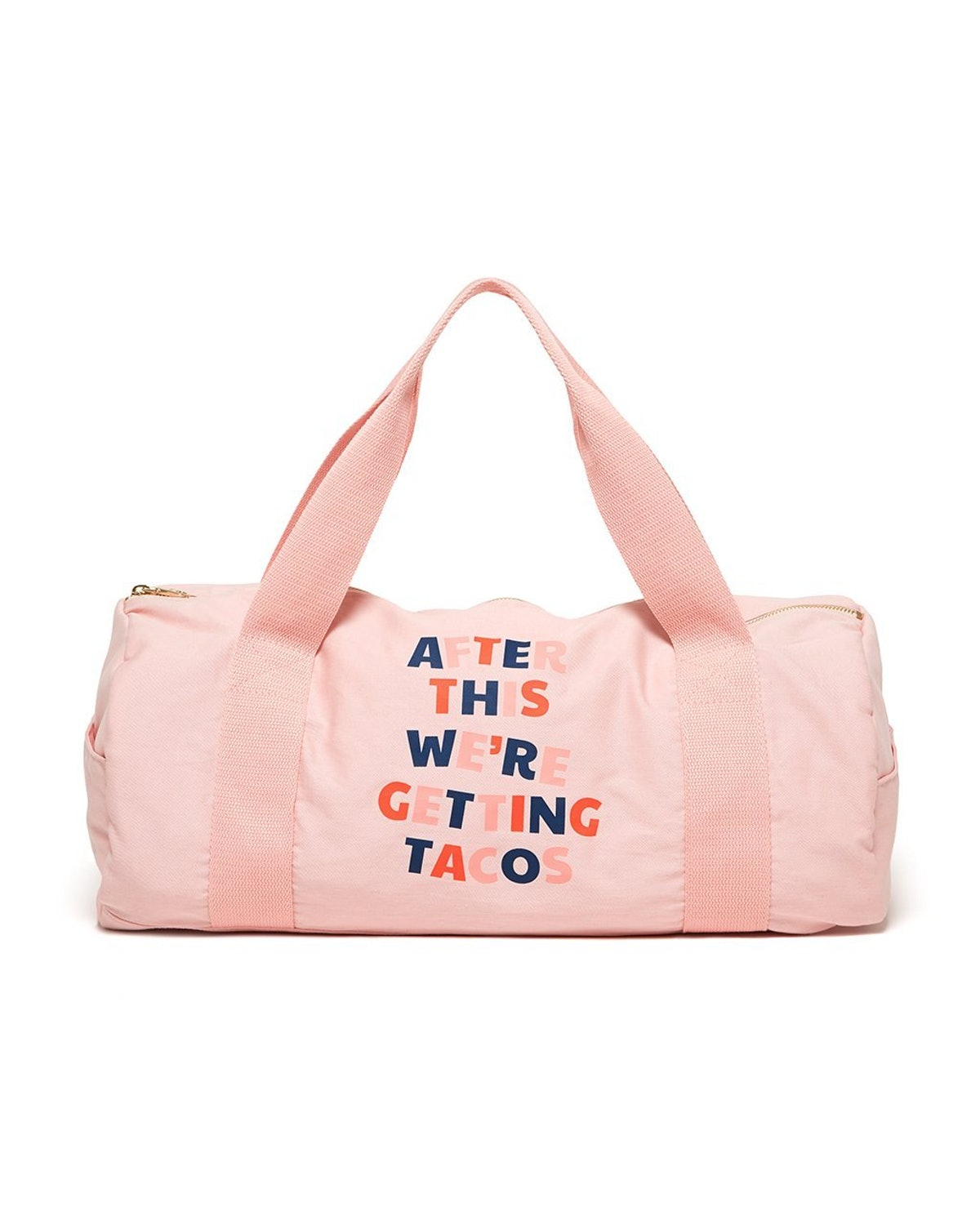 Work It Out Gym Bag — After This We're Getting Tacos