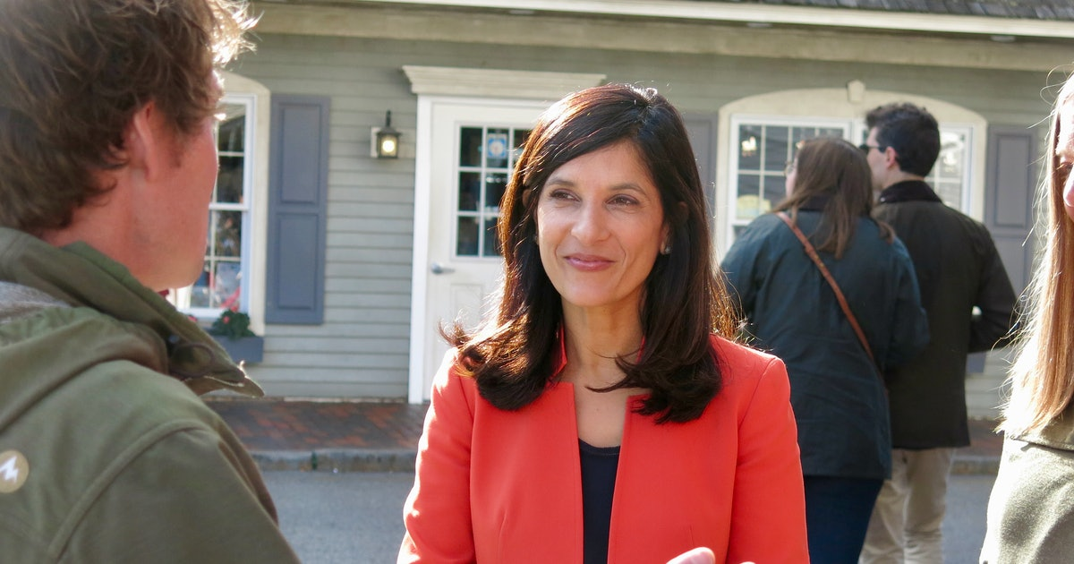 Maine Rep. Sara Gideon On Why She Wants To Replace Susan Collins In the Senate