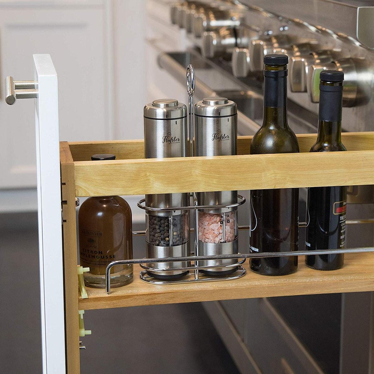 FLAFSTER KITCHEN Battery-Operated Grinder Set