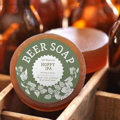 Beer Soap (Hoppy IPA)