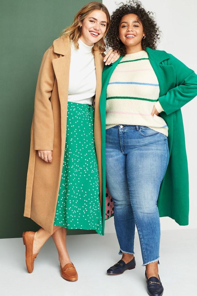Katie Sturino x Stitch Fix encourages women to try new styles.