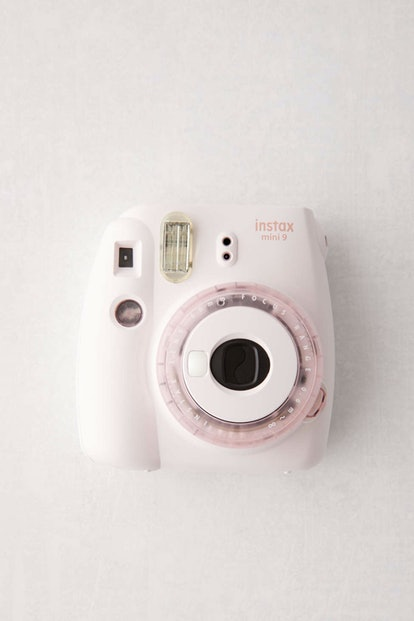 Fujifilm UO Exclusive Instax Mini 9 Clear Lens Instant Camera — Rose
