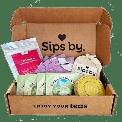 Women-Owned Tea Brands Box