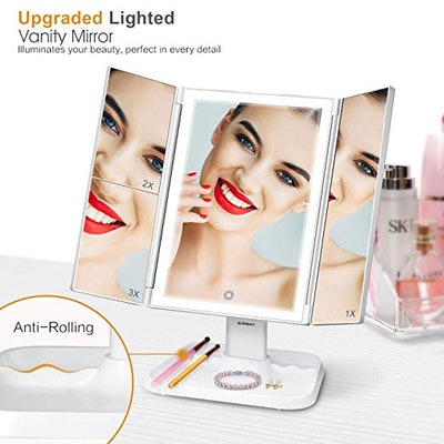 AirExpect Makeup Mirror With Lights