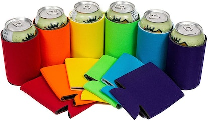 QualityPerfection  Beer Blank Can Coolers Sleeves (12-Pack)