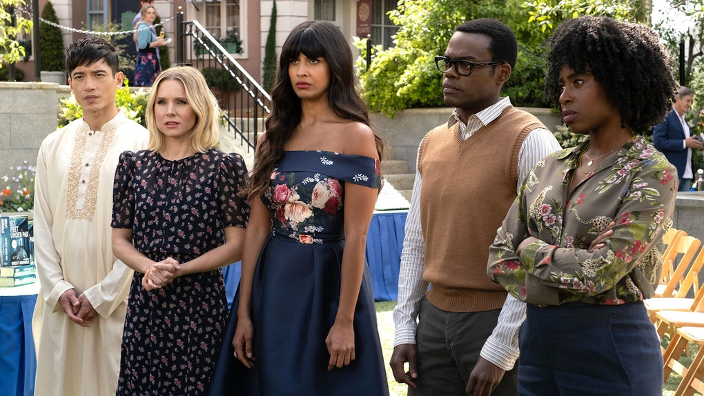 'The Good Place' series finale will be 90 minutes long.