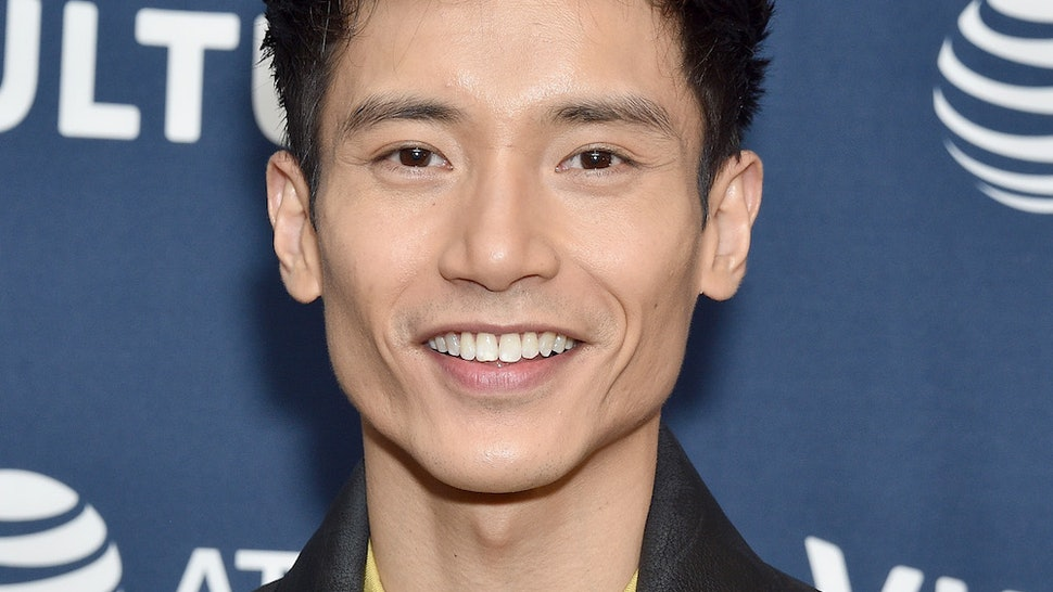 """The Good Place"" inspired Manny Jacinto to propose to his girlfriend"