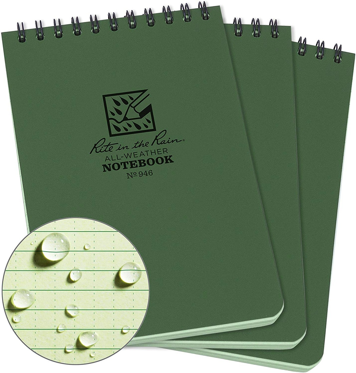 Rite In The Rain Weatherproof Notepad