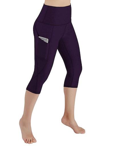 ODODOS Out Pocket High Waist Yoga Pants