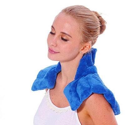 Huggaroo Microwavable Neck Wrap
