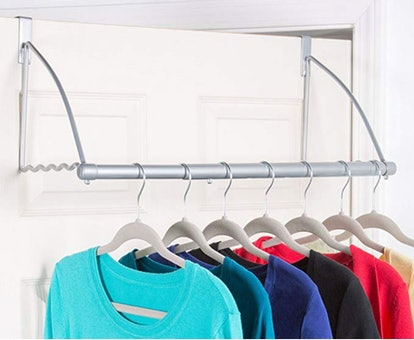HOLDN' STORAGE Over the Door Closet Valet