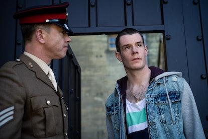 Season 2 of Sex Education sees Adam arrive at military school