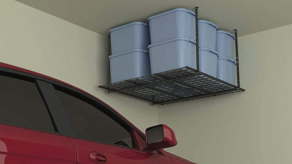 The Best Overhead Garage Storage