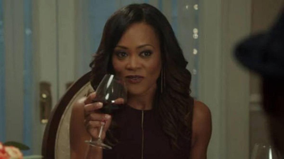 Robin Givens plays Sierra McCoy on 'Riverdale.'
