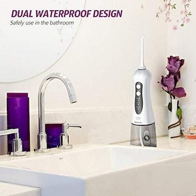 Mospro Water Flosser Professional Cordless Dental Oral Irrigator