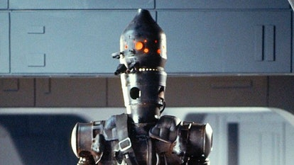 IG-88 in The Empire Strikes Back