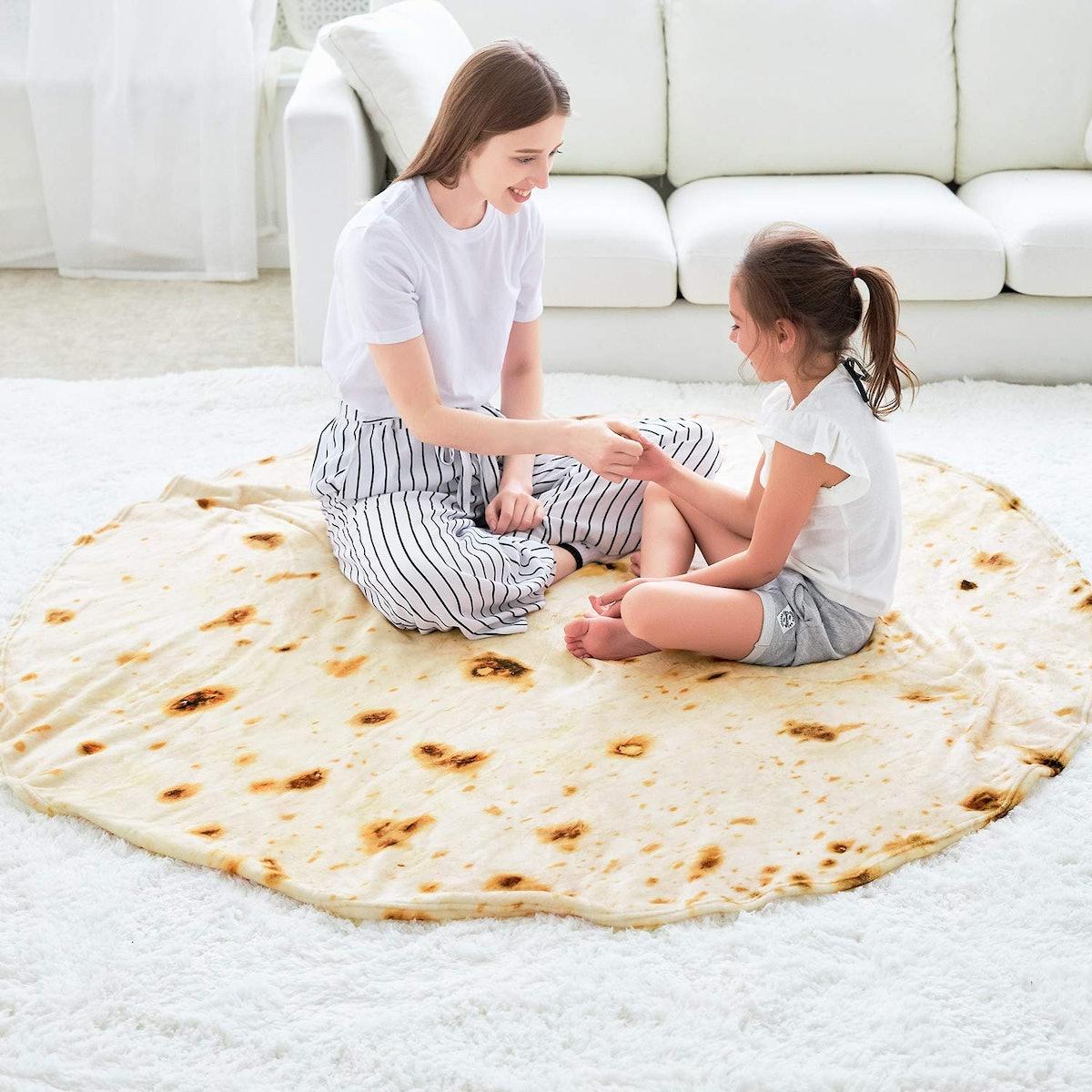 CASOFU Burritos Blanket
