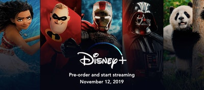 Disney+ Subscription