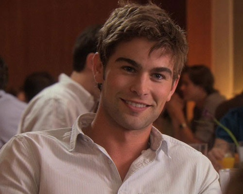Nate Archibald (Chase Crawford) on 'Gossip Girl'