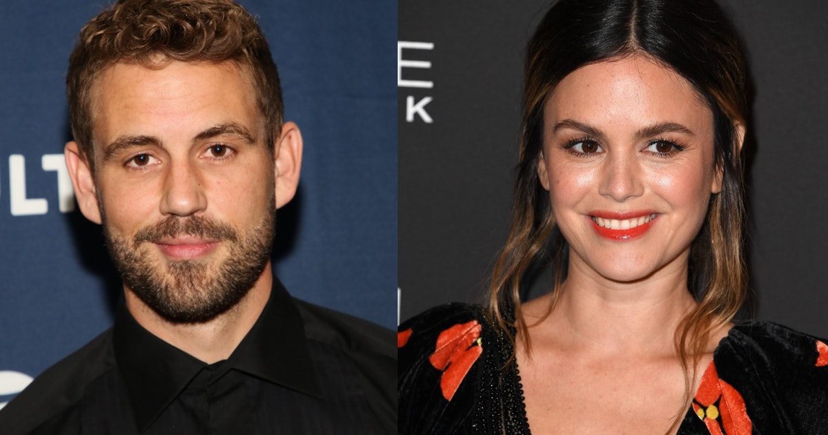 Nick Viall's Response To Rachel Bilson Dating Rumors Clarifies A Lot