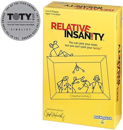 Relative Insanity Party Game