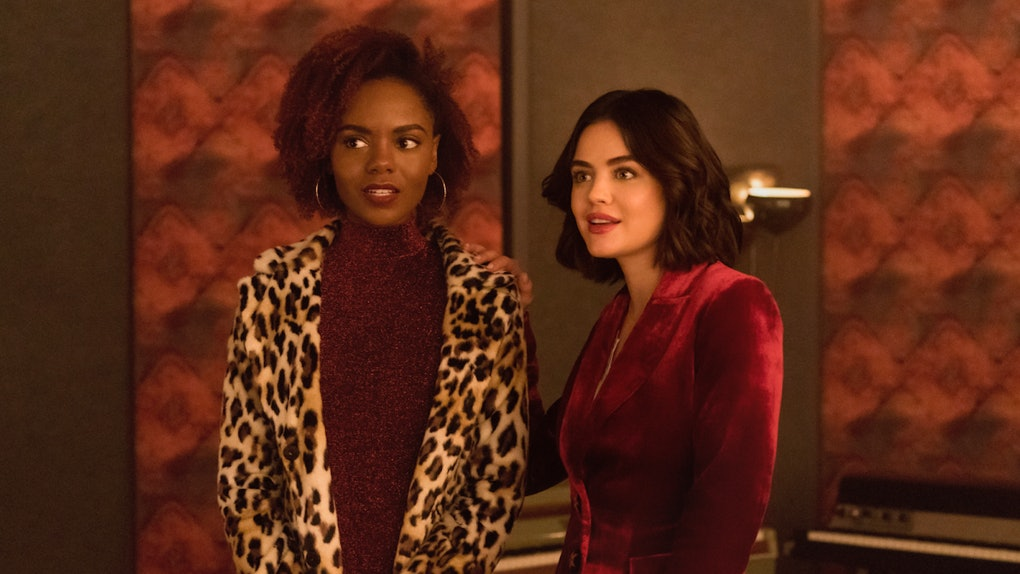 'Katy Keene' will include crossovers with 'Riverdale,' including Josie McCoy as a lead character.