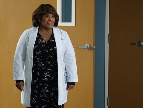 Miranda Bailey needs to get her act together on Grey's Anatomy.