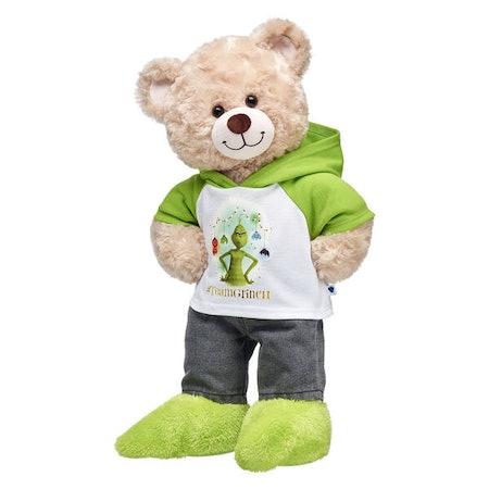 Happy Hugs Teddy #TeamGrinch Gift Set