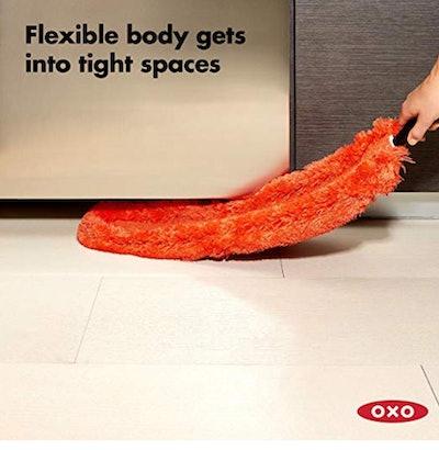 OXO Good Grips Microfiber Hand Duster