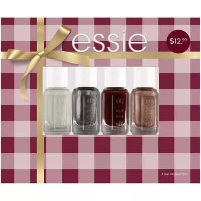 essie Target Exclusive Holiday Collection Mini Kit