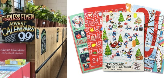 The 99-cent Trader Joe's calendars are back in stores.
