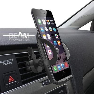 Beam Electronics Air Vent Cell Phone Mount