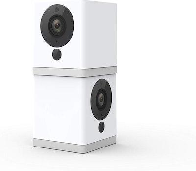 Wyze Wireless Smart Camera (2-Pack)