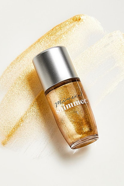 """Mineral Shimmer in """"Gold"""""""