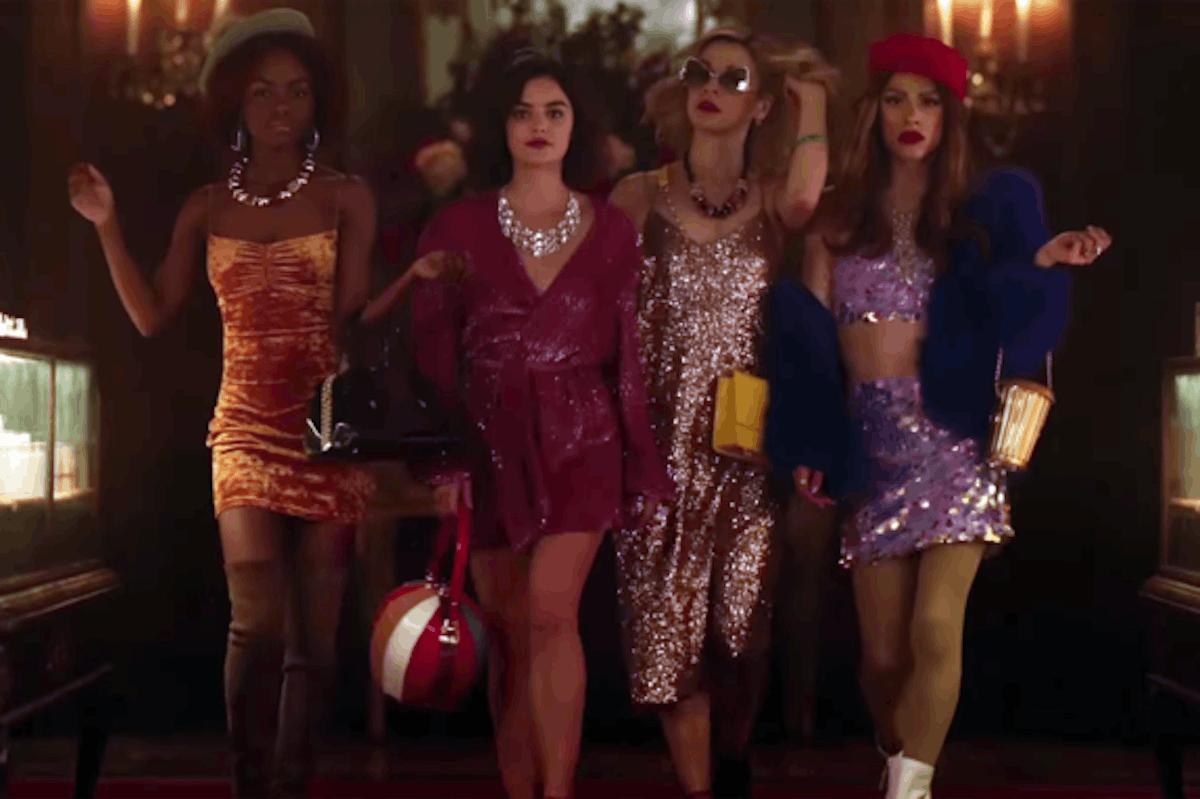 cast of The CW's 'Katy Keene'