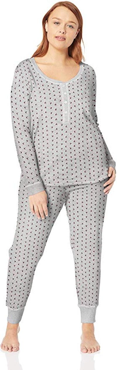 Tommy Hilfiger Thermal Pajama Set