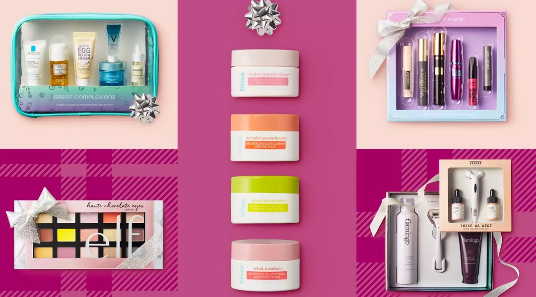 These beauty gifts under $15 at Target will help you spoil beauty lovers while saving money.
