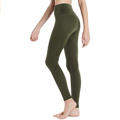 TSLA Thermal Wintergear Compression Leggings