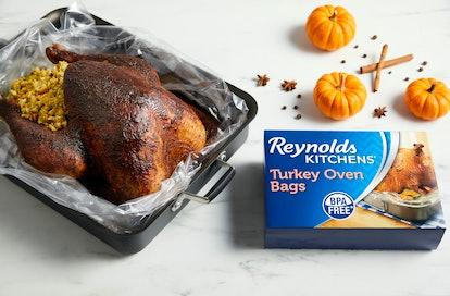 mac & cheese turkey, pumpkin spice turkey