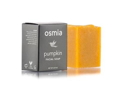 Pumpkin Facial Soap
