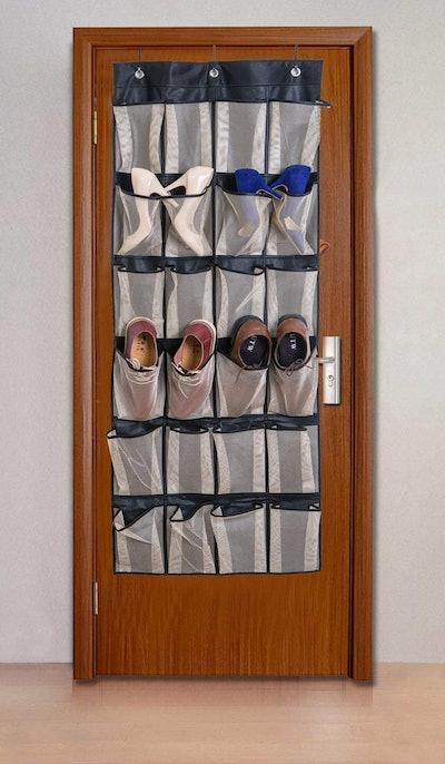 MISSLO Over The Door Organizer