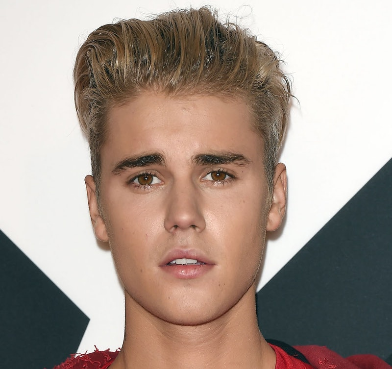 The first 'Cupid' photo teases Justin Bieber's character as the God of love