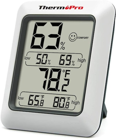 ThermoPro Digital Thermometer and Humidity Gauge