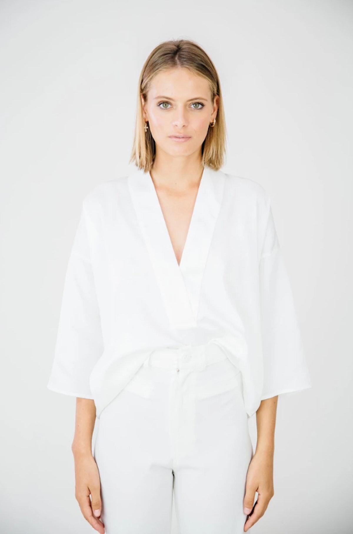 The Kimono Top
