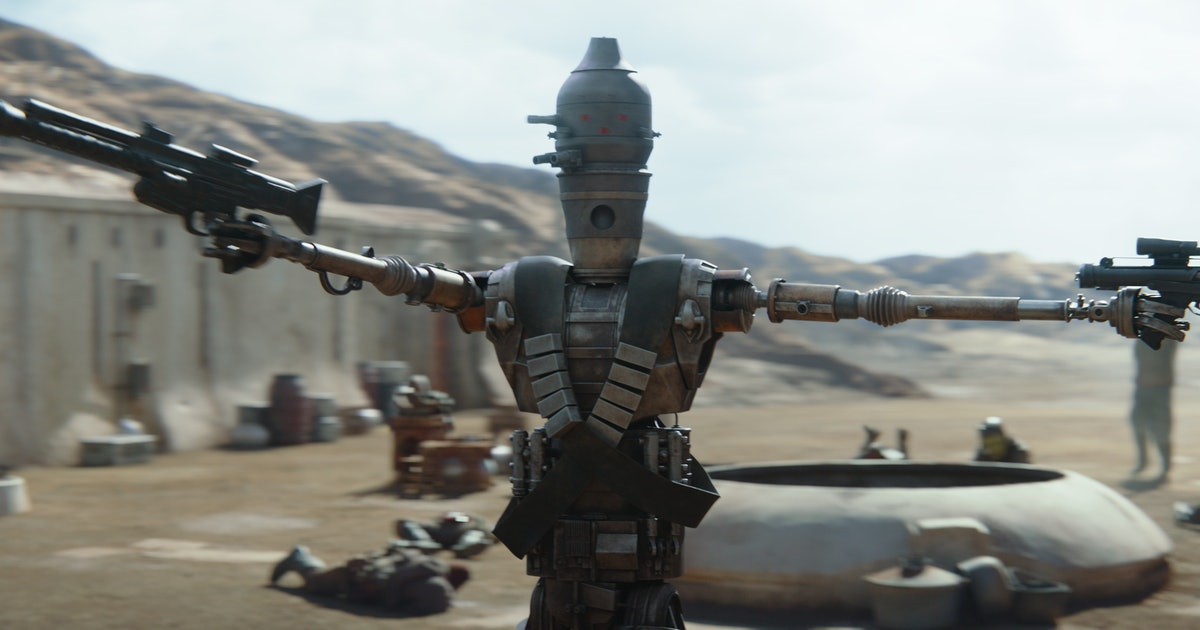 Who Is IG-11 On 'The Mandalorian'? Fans Have Already Fallen In Love