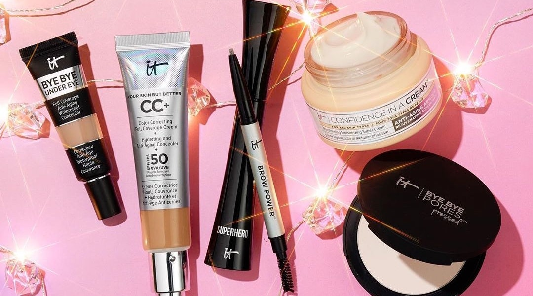 IT Cosmetics' Black Friday sale means everything is on sale for 20 percent off.