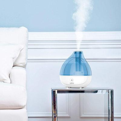 Pure Enrichment Ultrasonic Cool Mist Humidifier