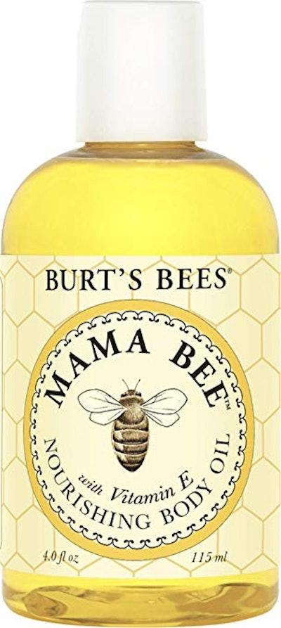 Burt's Bees 100% Natural Mama Bee Nourishing Body Oil