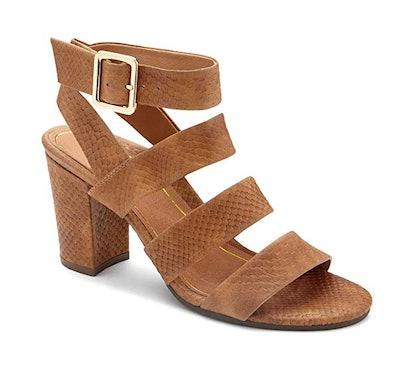 Vionic Women's Perk Blaire Open Toe Heel