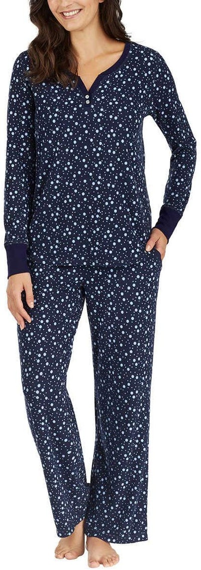 Nautica Fleece Pajama Set